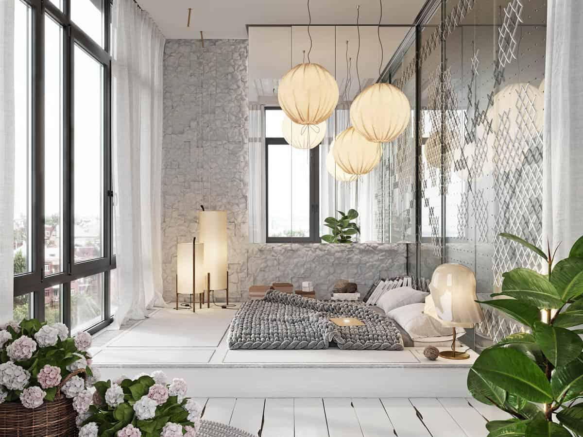 Cool bedroom design