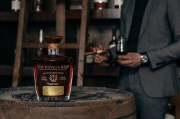 Craft Irish Whiskey Co The Devil's Keep 1