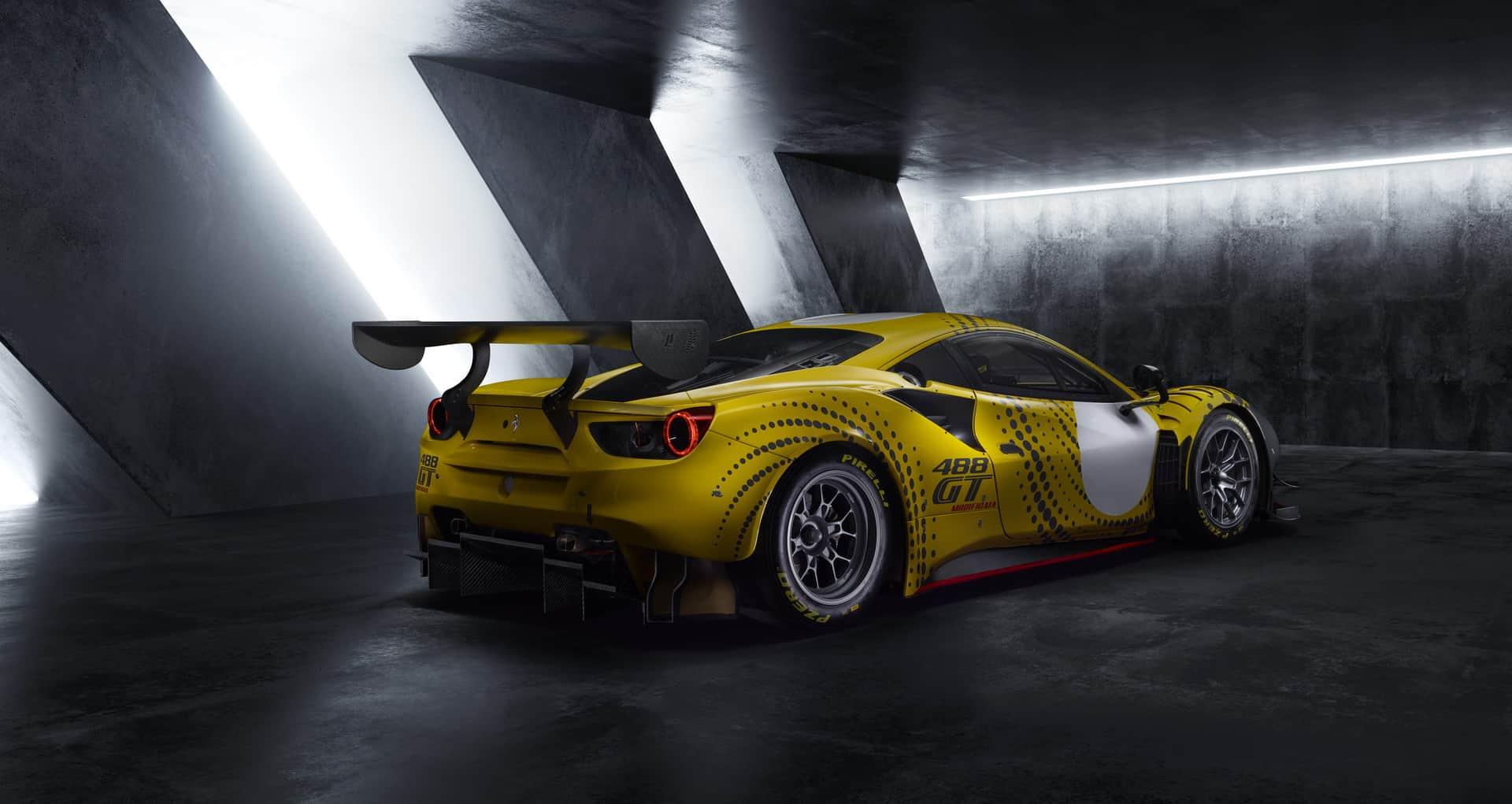 Ferrari 488 GT Modificata 2