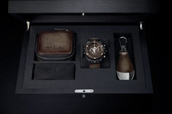 Hublot Big Bang Unico Berluti Cold Brown 1