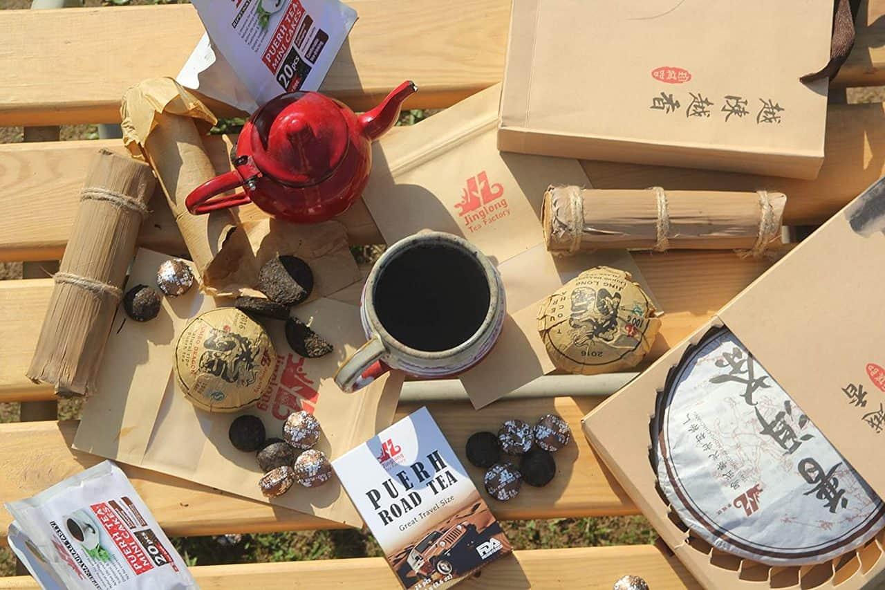 Jinglong Tea Factory