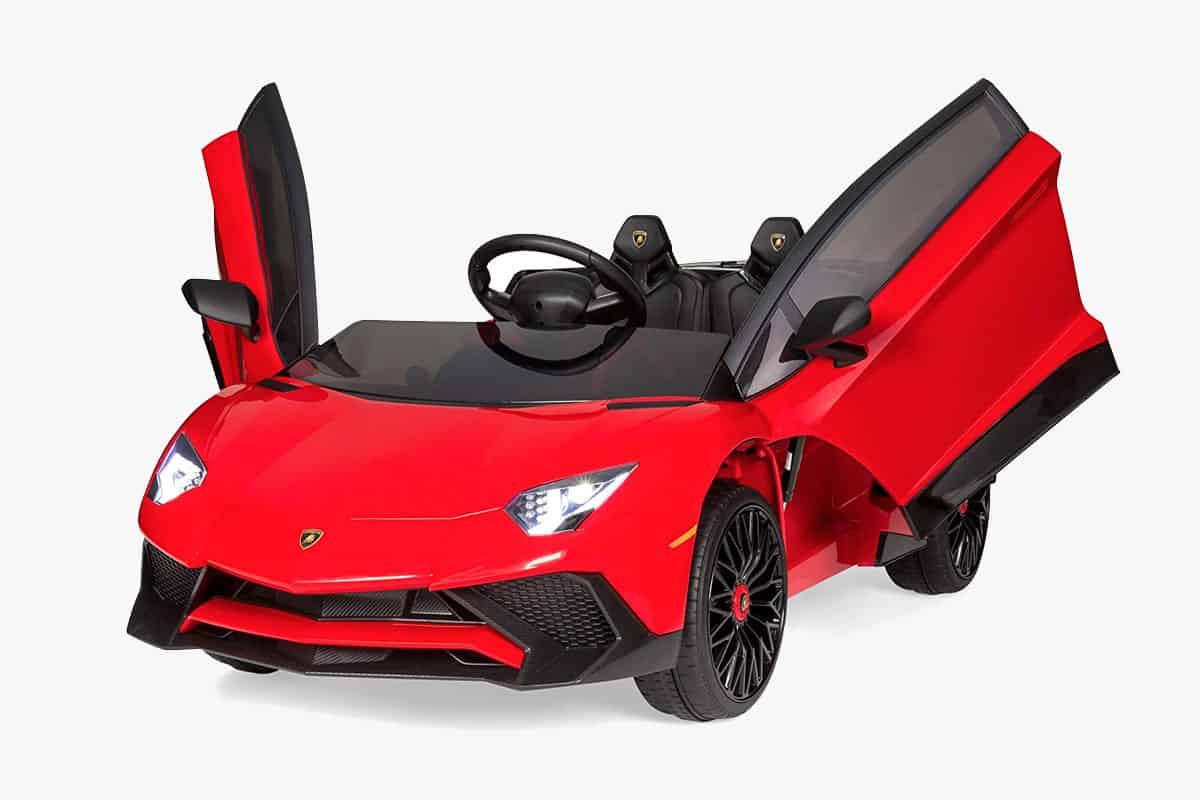 Lamborghini Aventador SV Sports Car
