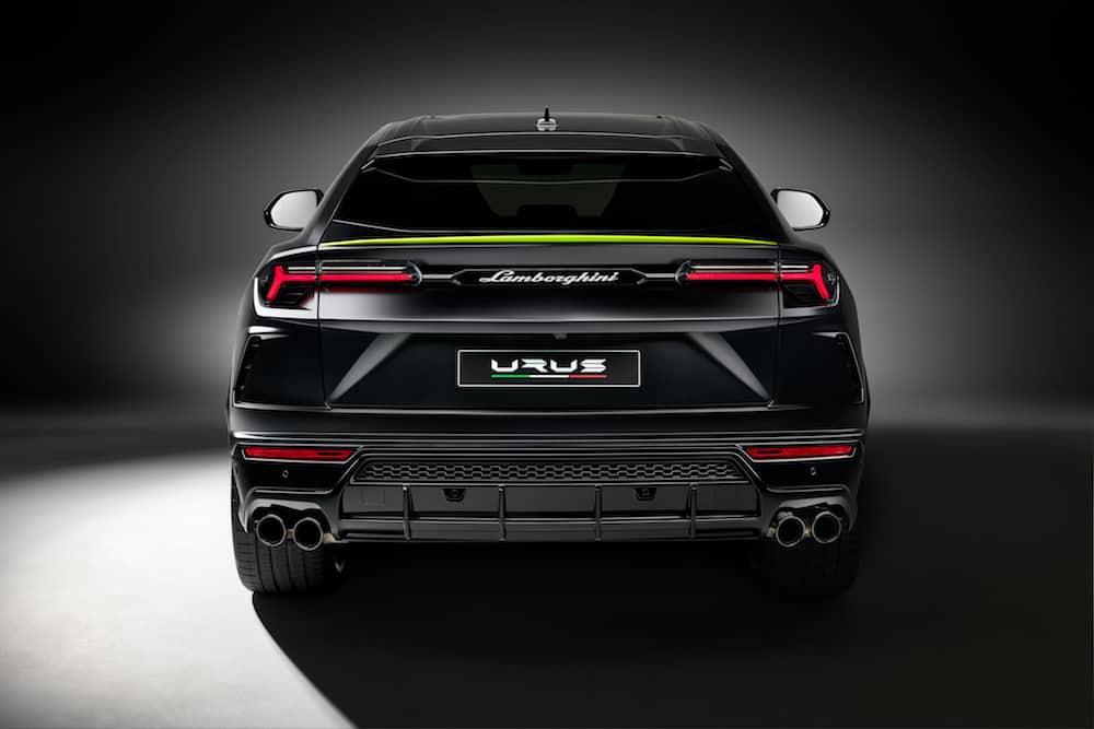 Lamborghini Urus Graphite Capsule 5