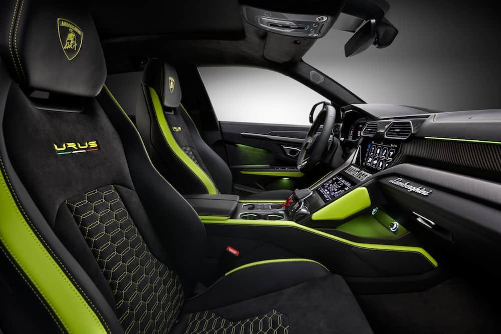 Lamborghini Urus Graphite Capsule 7