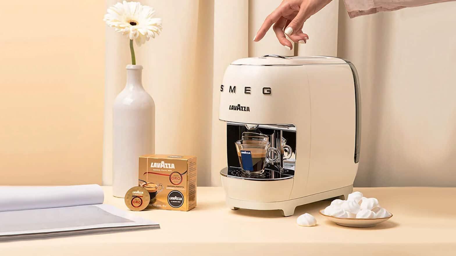 Lavazza A Modo Mio SMEG Offers a New Take on Delicious Espresso