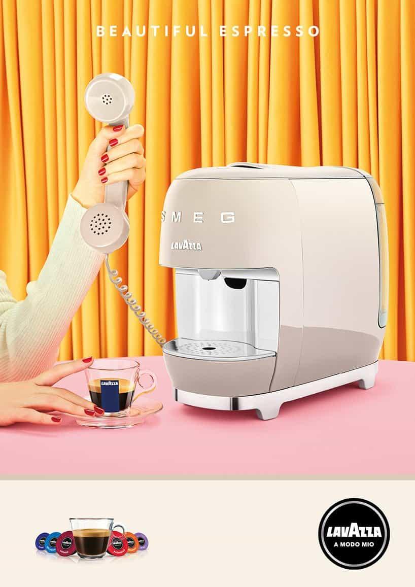 Lavazza A Modo Mio SMEG 9
