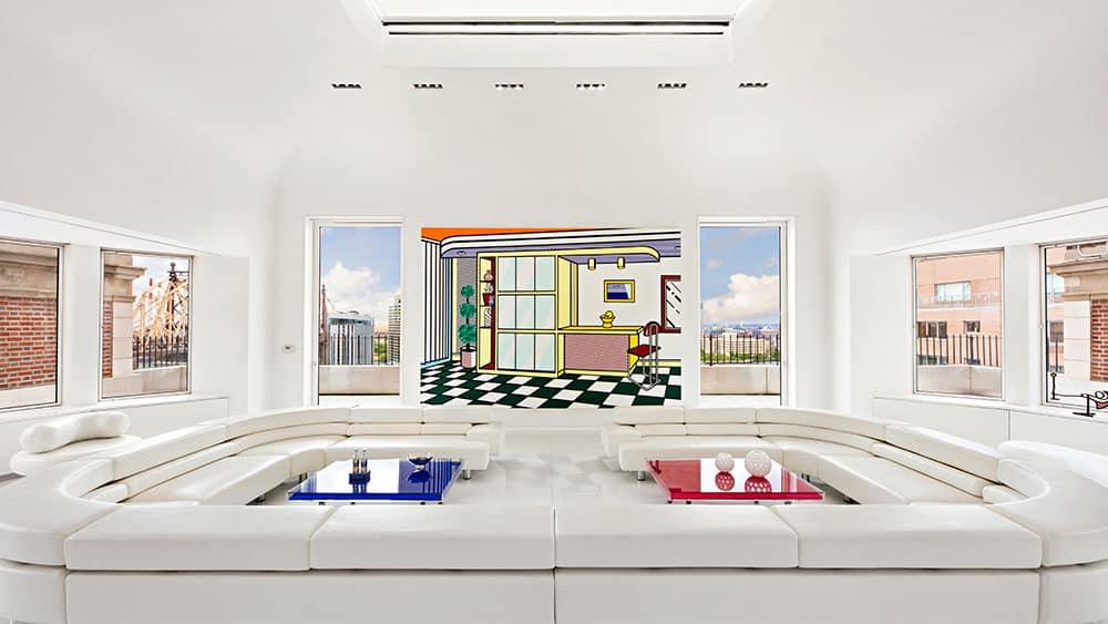 Lisa Perry Manhattan Penthouse 10
