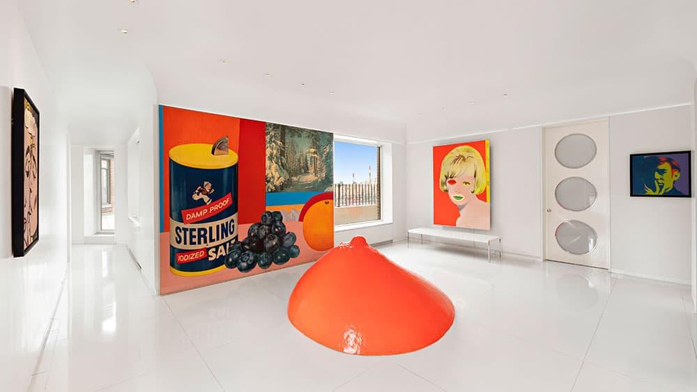 Lisa Perry Manhattan Penthouse 2