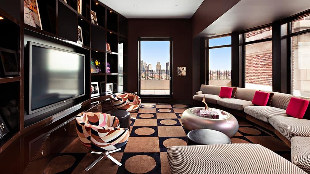 Lisa Perry Manhattan Penthouse 8