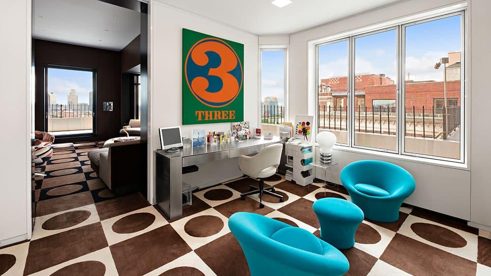 Lisa Perry Manhattan Penthouse 9