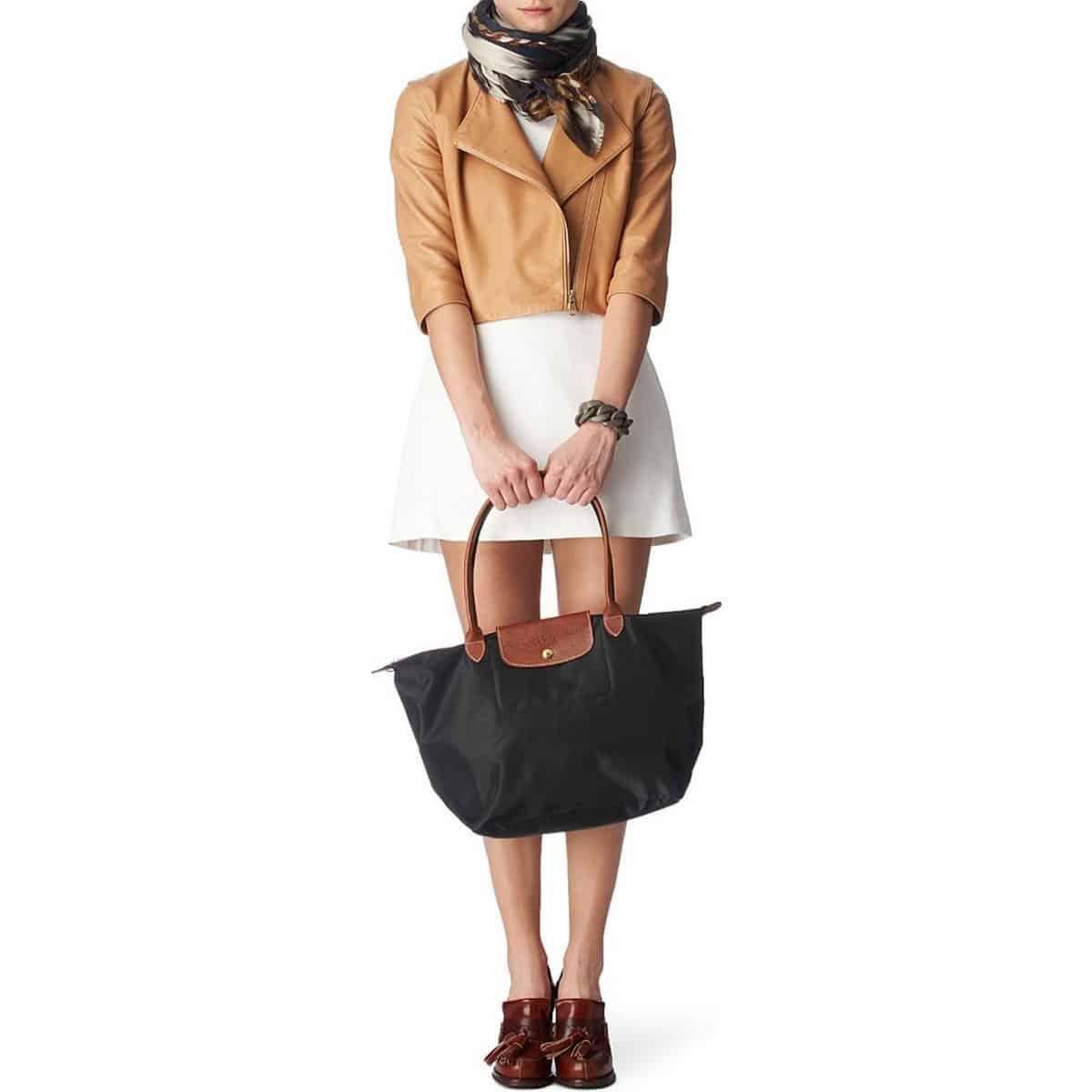 Longchamp Le Pliage Large Shoulder Bag