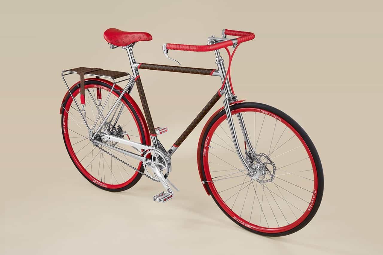 Louis Vuitton Maison Tamboite bicycle 2