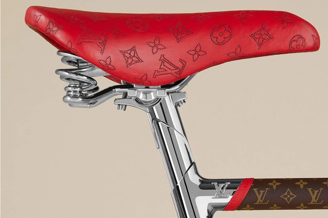 Louis Vuitton Maison Tamboite bicycle 3