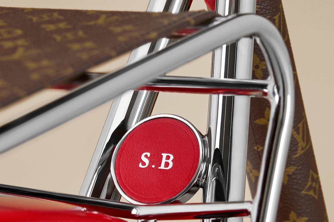 Louis Vuitton Maison Tamboite bicycle 4