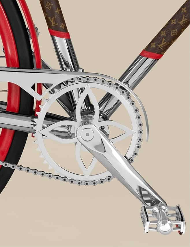 Louis Vuitton Maison Tamboite bicycle 5