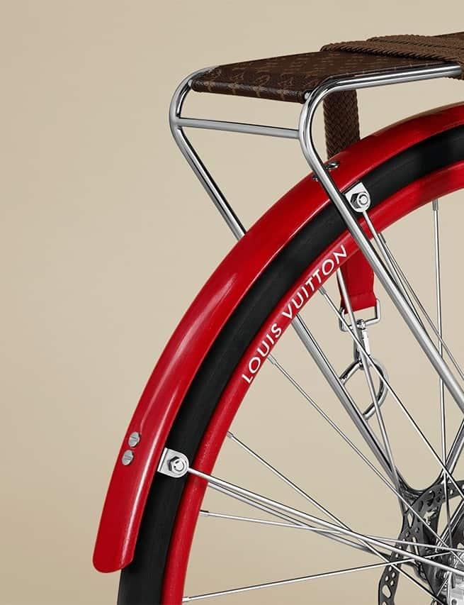 Louis Vuitton Maison Tamboite bicycle 6