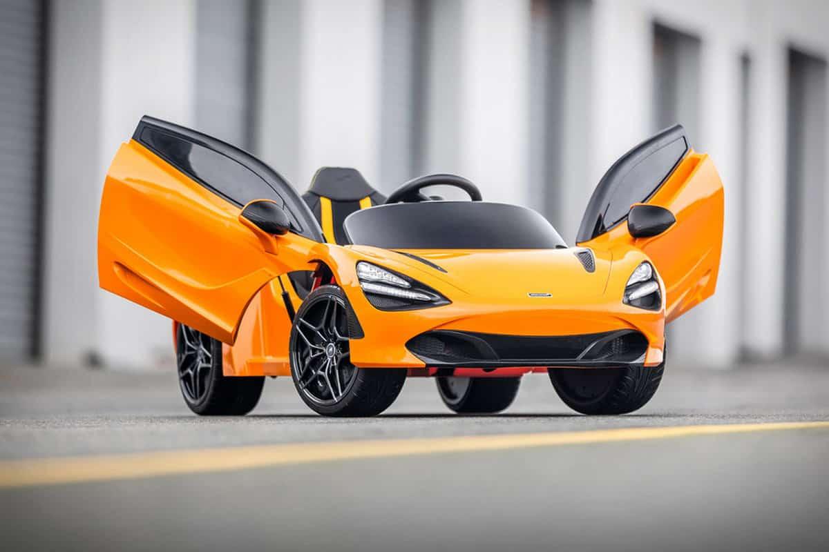 Mclaren Ride-On Sports Car