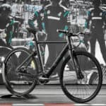 Mercedes-Benz Formula E bike 10