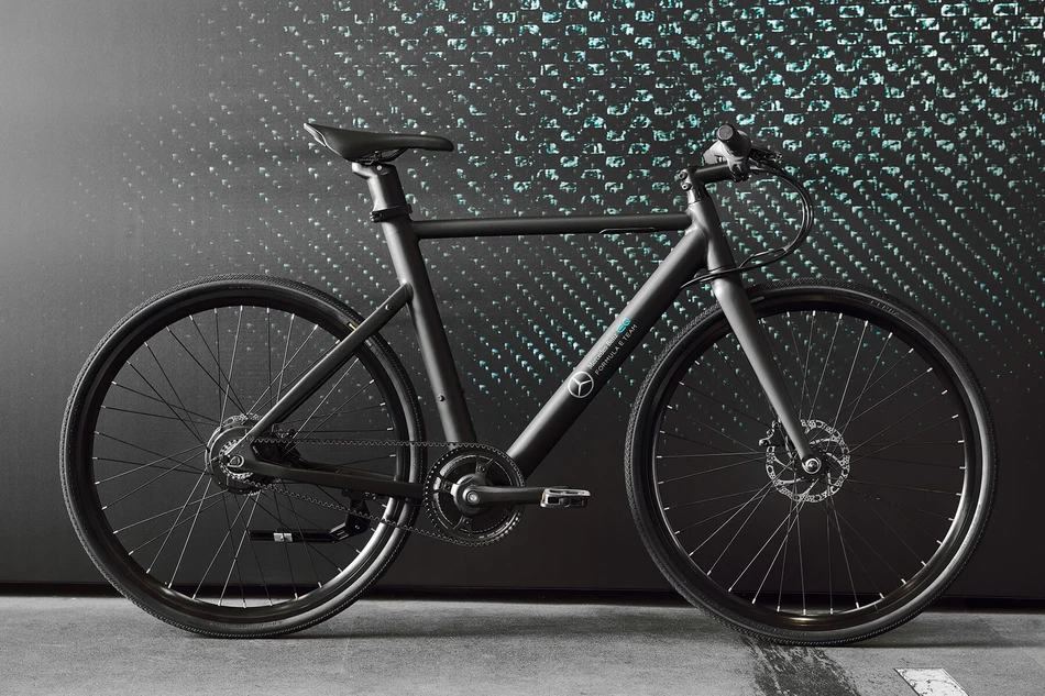 Mercedes-Benz Formula E bike 4