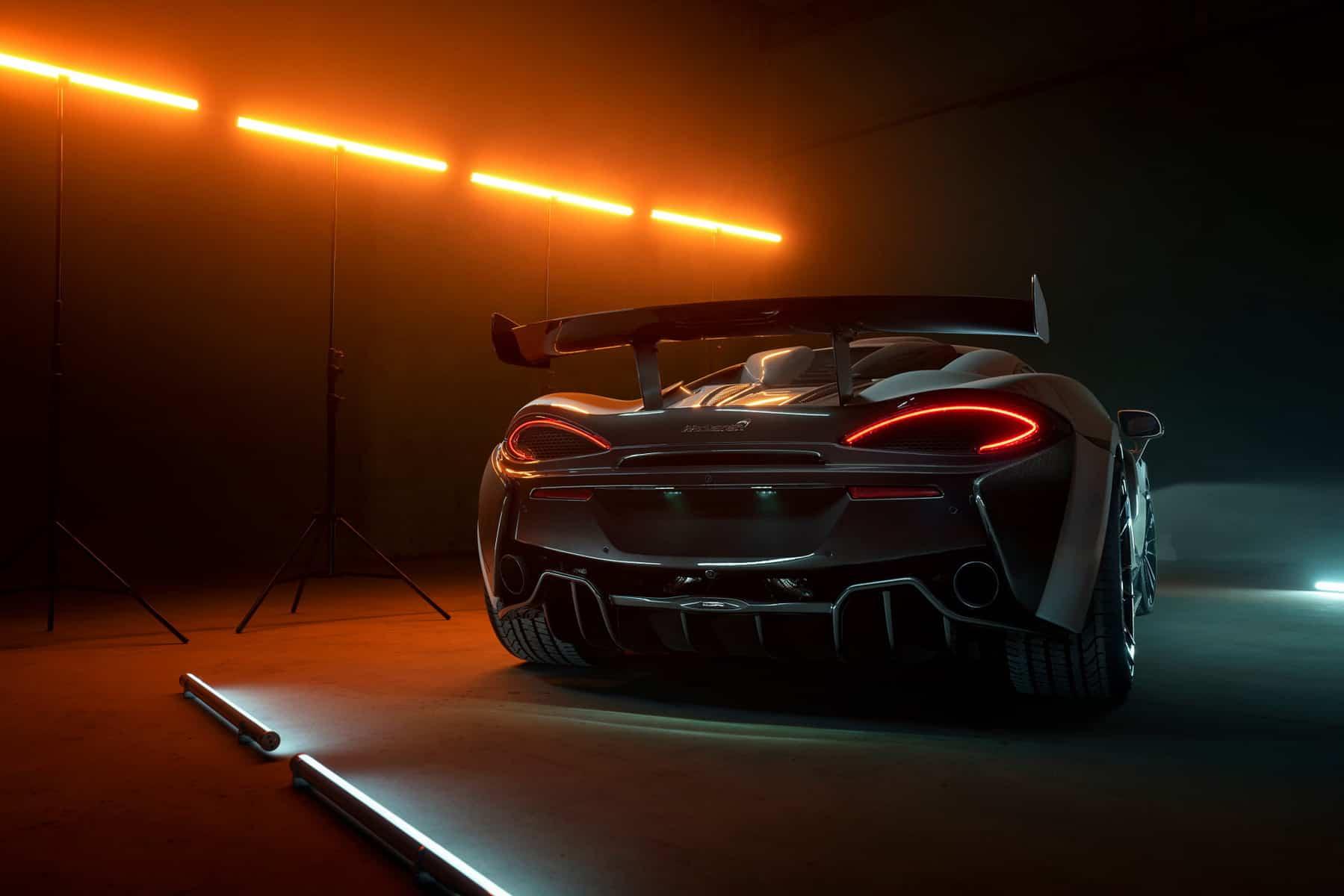 Novitec McLaren 620R 4