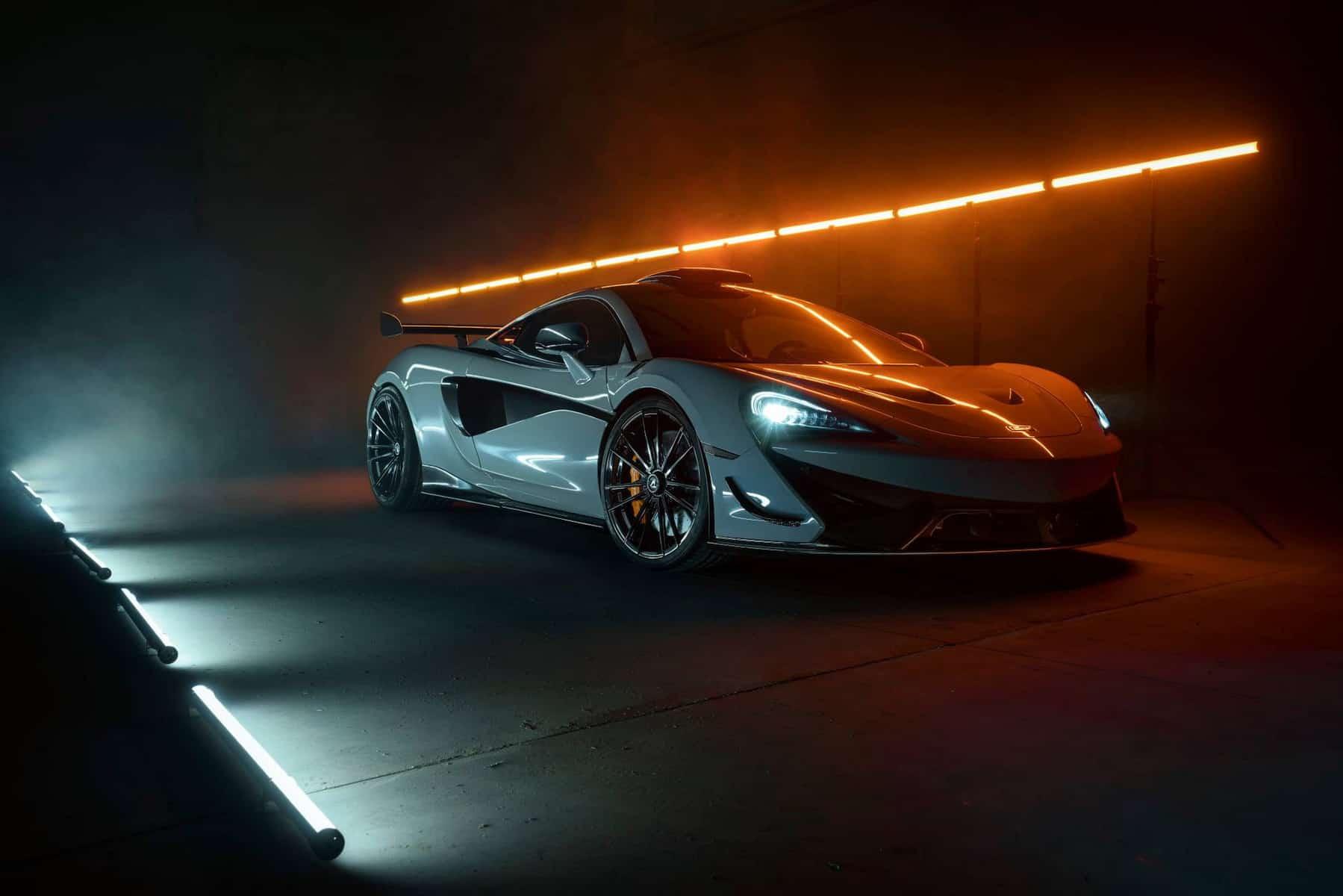 Novitec McLaren 620R 6