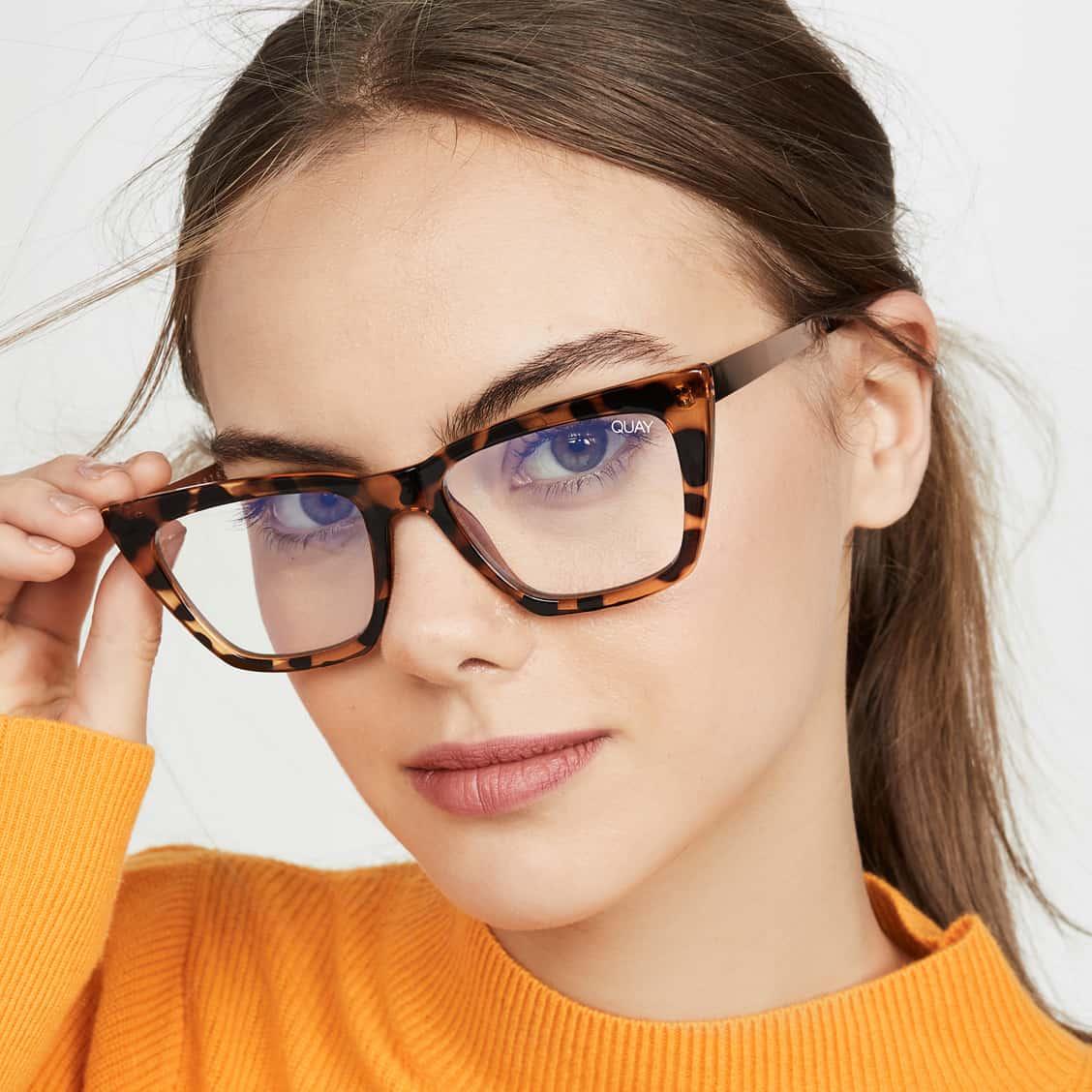 Quay Don't at Me Blue Light Glasses