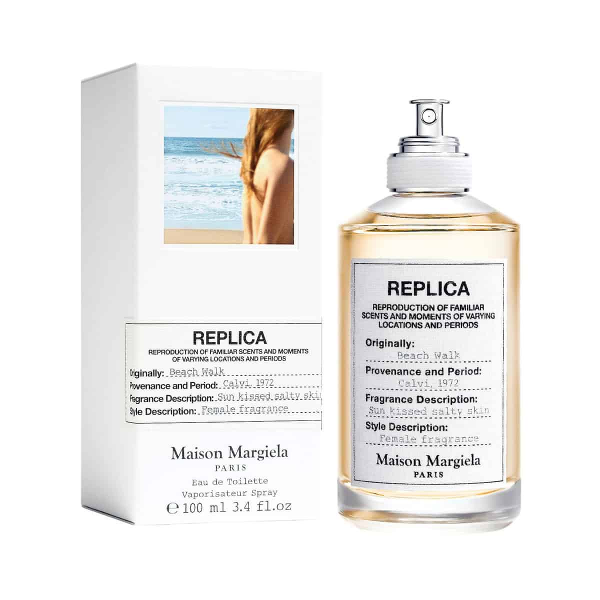 Replica Beach Walk Eau de Toilette by Maison Martin Margiela