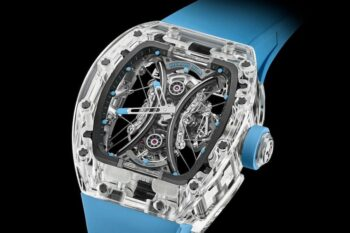 Richard Mille RM 53-02 Tourbillon Sapphire 1