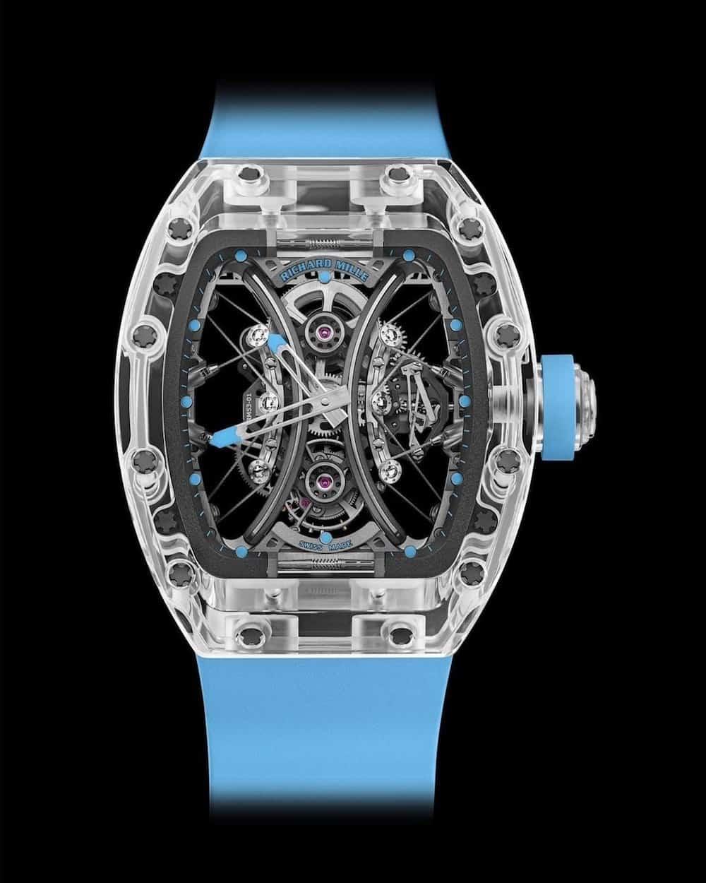 Richard Mille RM 53-02 Tourbillon Sapphire 3