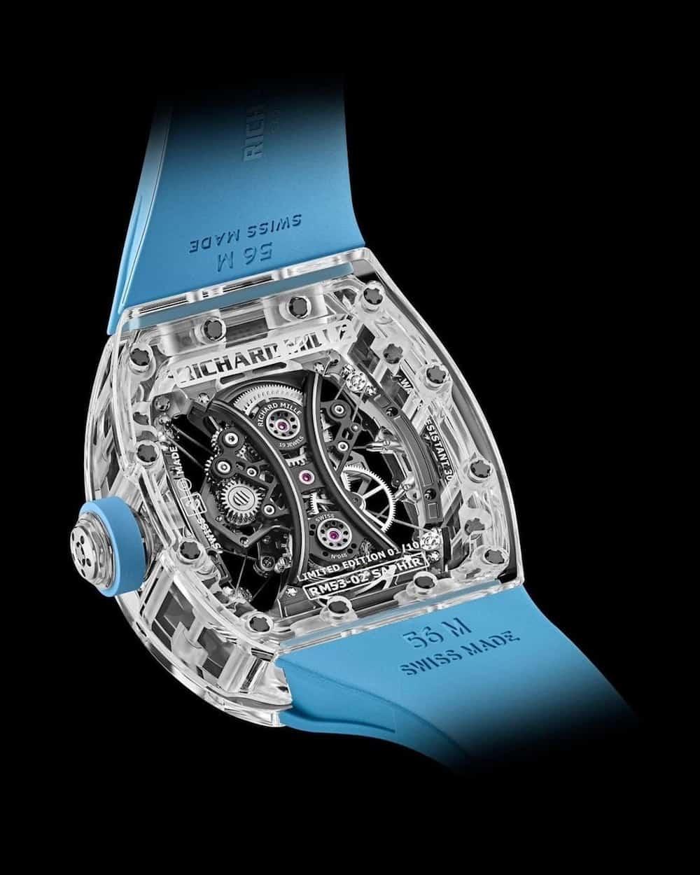 Richard Mille RM 53-02 Tourbillon Sapphire 4