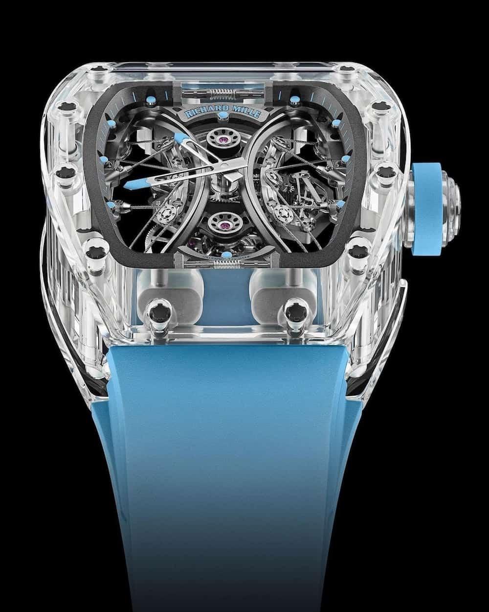 Richard Mille RM 53-02 Tourbillon Sapphire 5