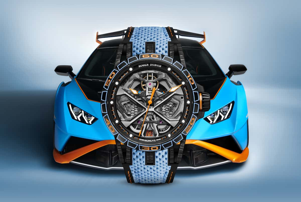 Roger Dubuis' Excalibur Huracán STO is Too Good to be True