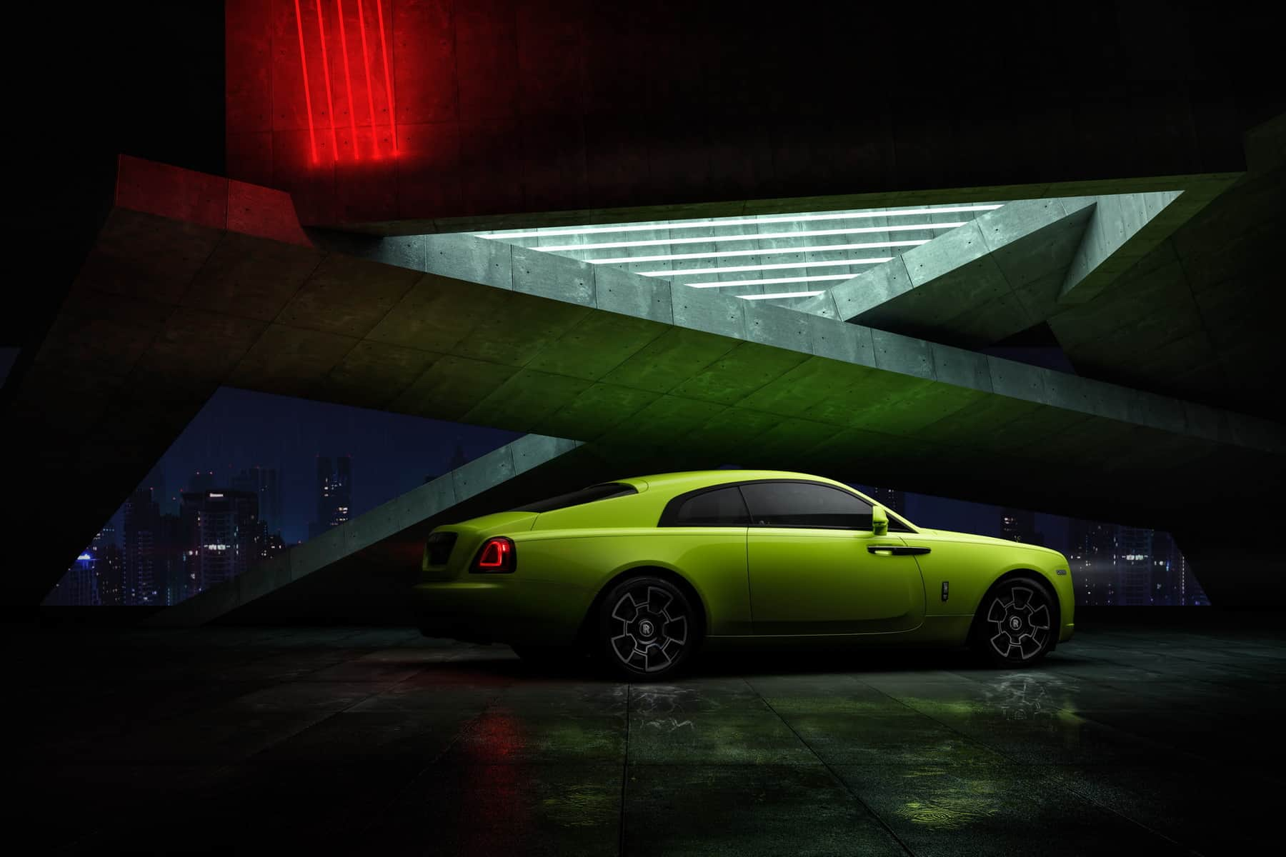 Rolls-Royce Neon Nights Collection 3