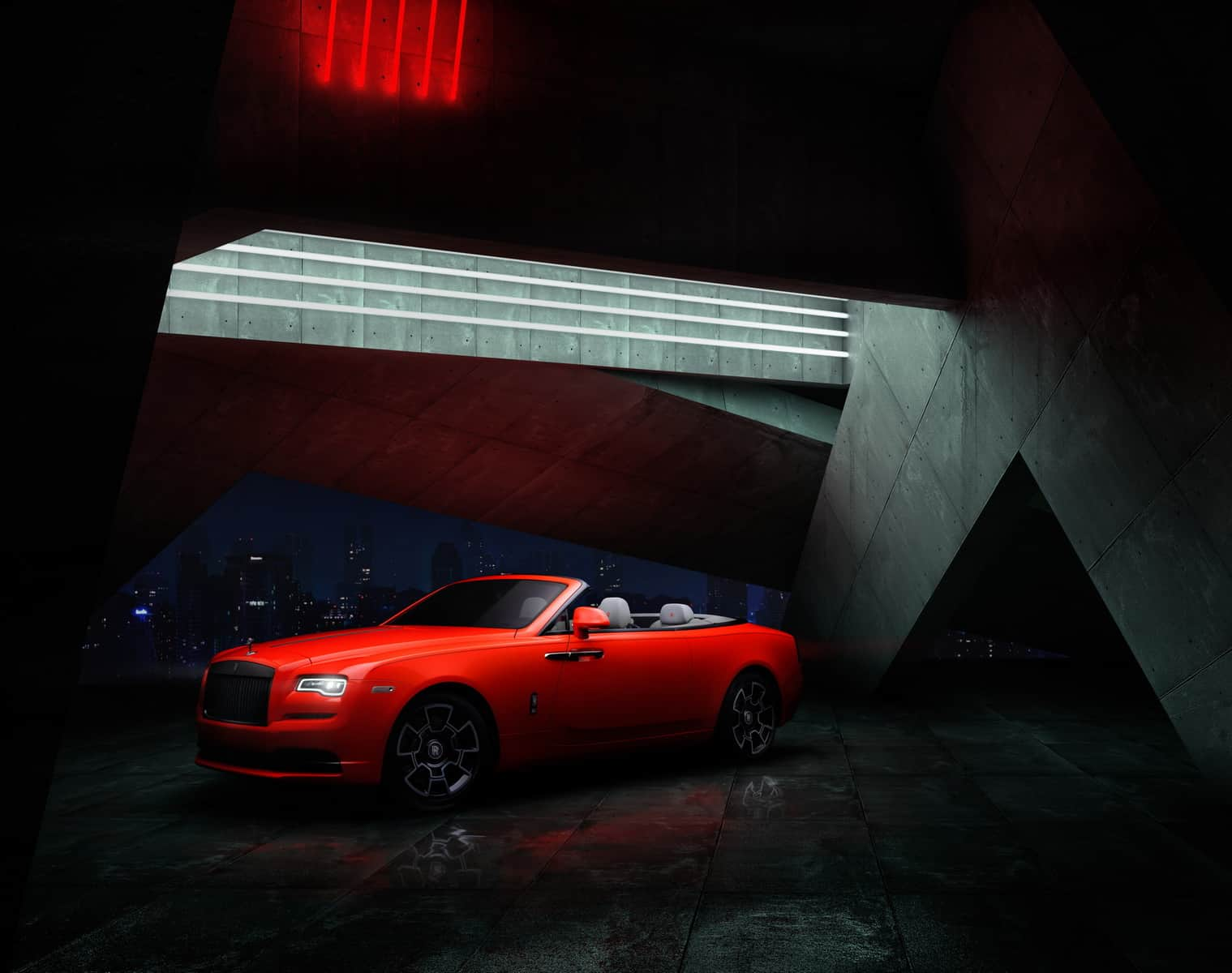 Rolls-Royce Neon Nights Collection 4