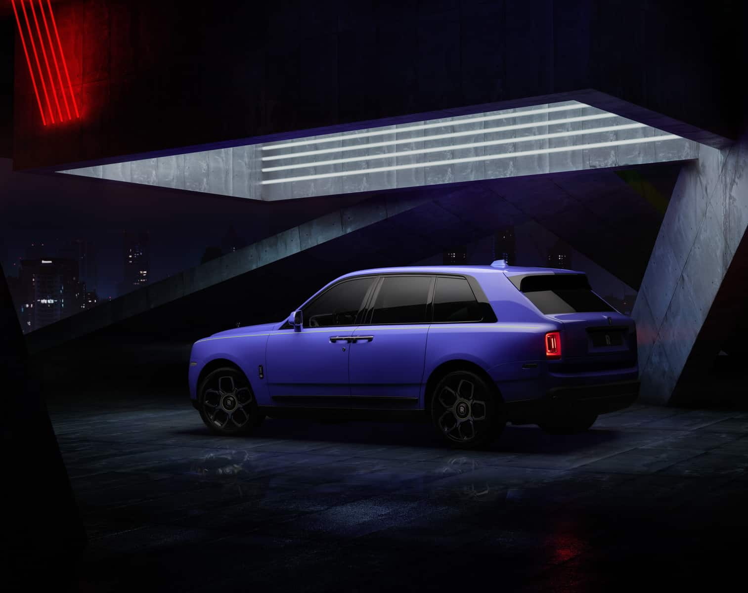 Rolls-Royce Neon Nights Collection 5