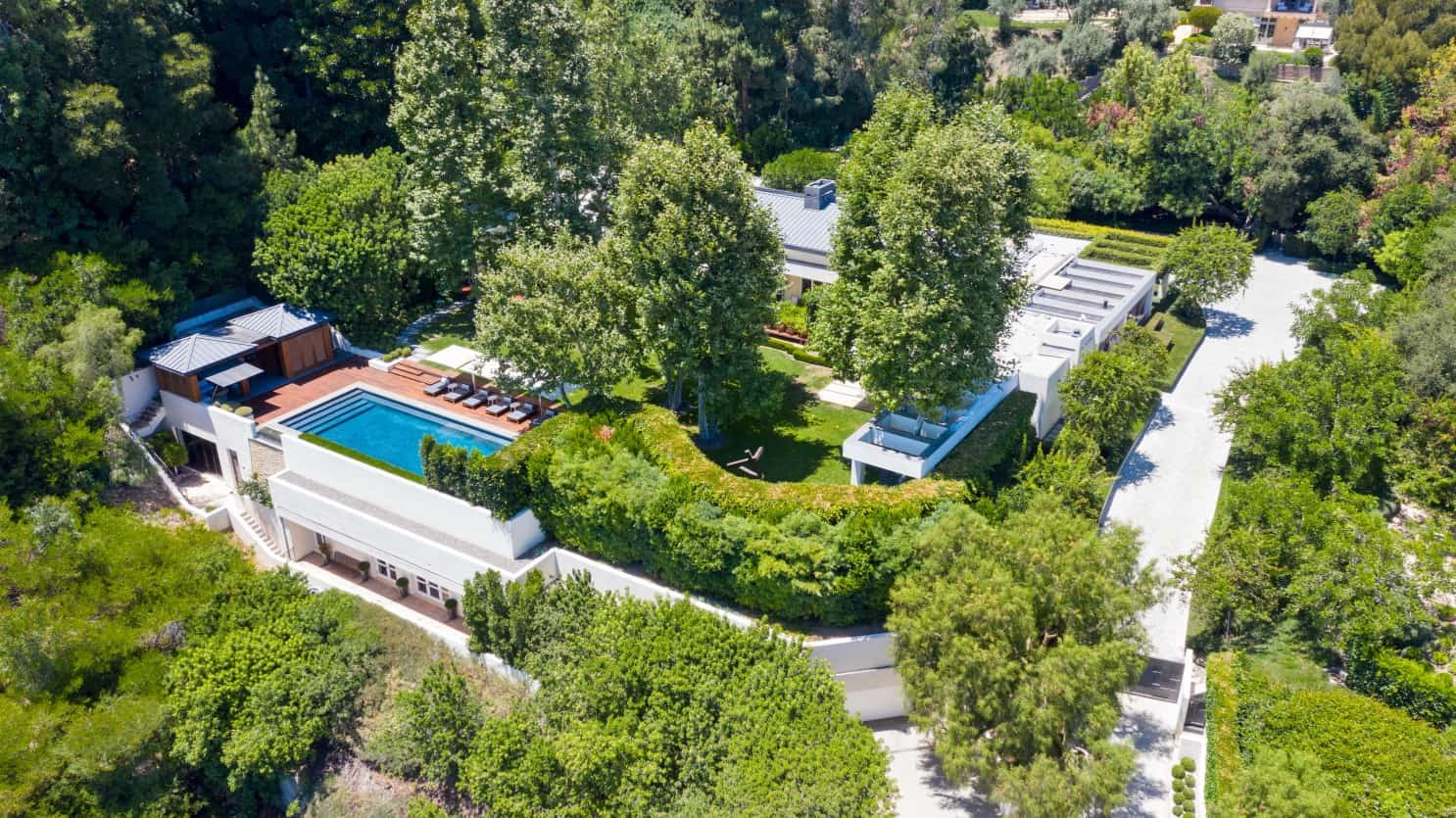 Ryan Seacrest Is Selling His Secluded Beverly Hills Home For $85 Million