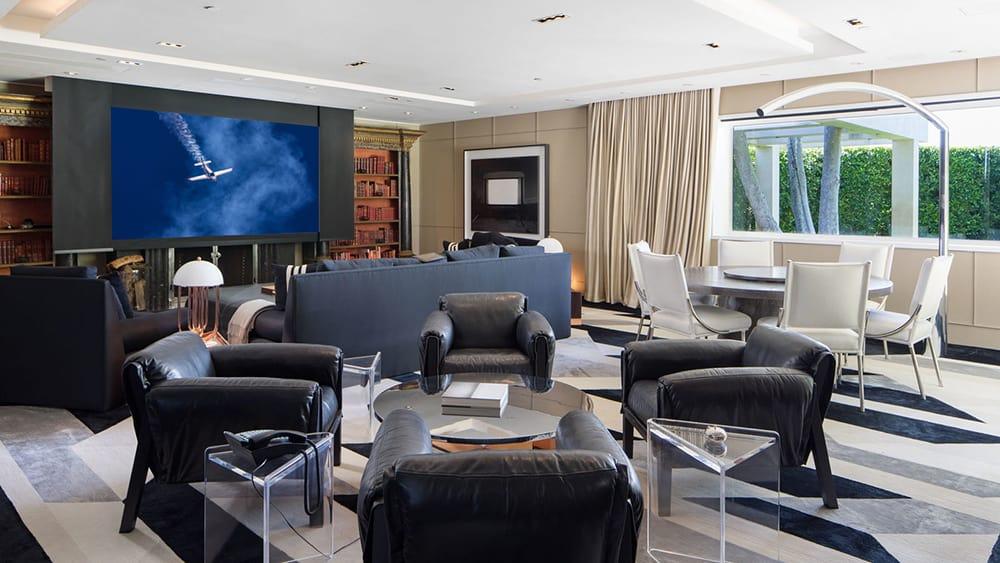 Ryan Seacrest Beverly Hills Home 11