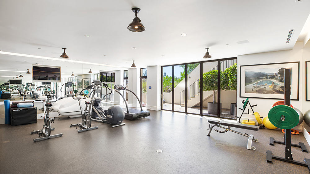 Ryan Seacrest Beverly Hills Home 13