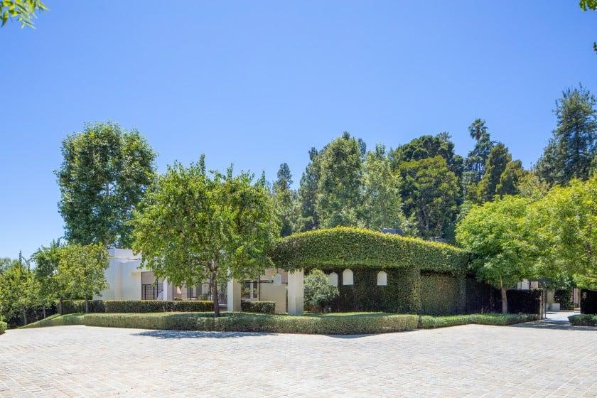 Ryan Seacrest Beverly Hills Home 15