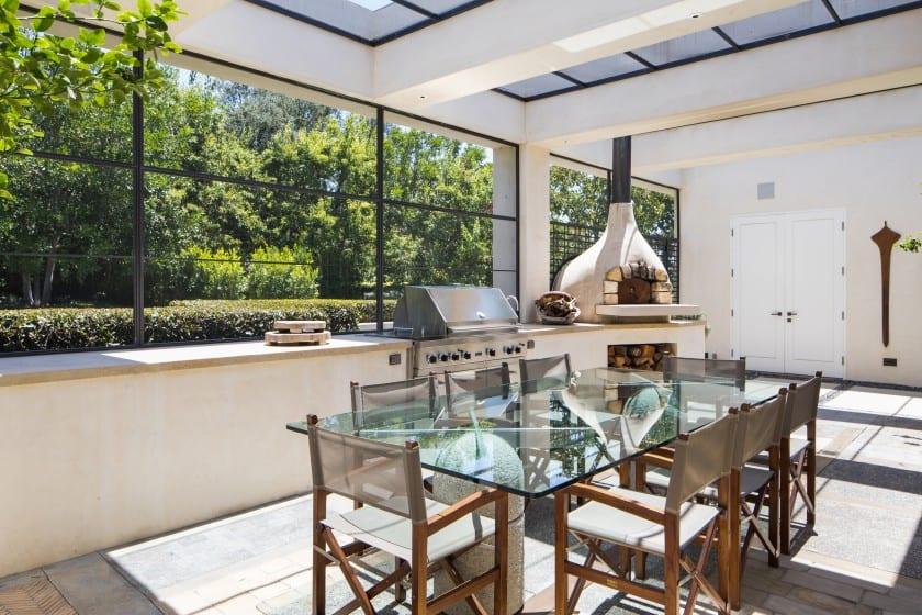 Ryan Seacrest Beverly Hills Home 16