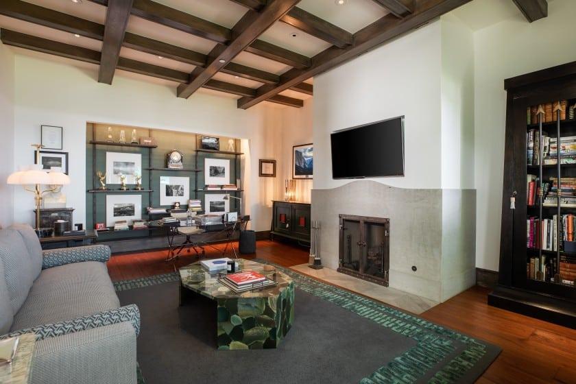 Ryan Seacrest Beverly Hills Home 17