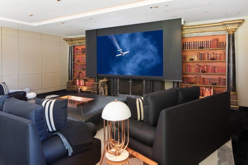 Ryan Seacrest Beverly Hills Home 18