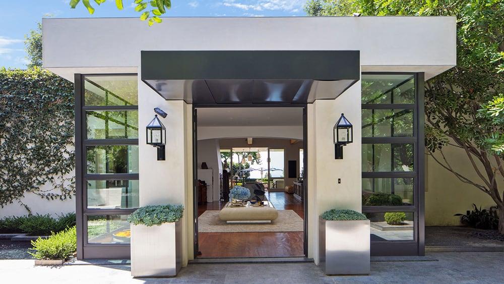 Ryan Seacrest Beverly Hills Home 2