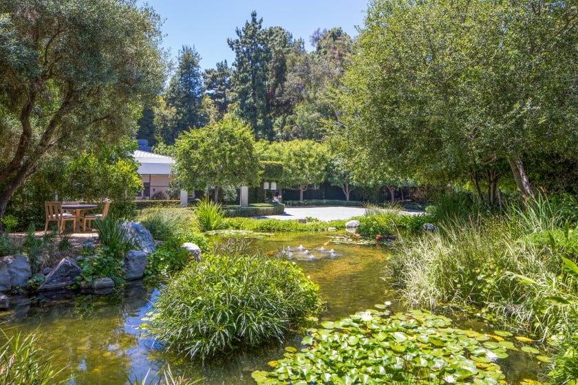 Ryan Seacrest Beverly Hills Home 20