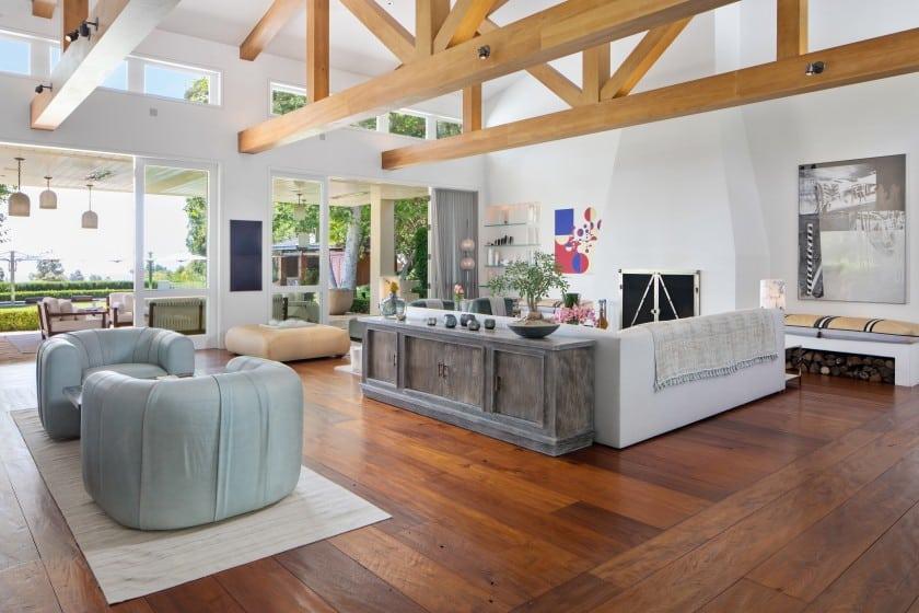 Ryan Seacrest Beverly Hills Home 3