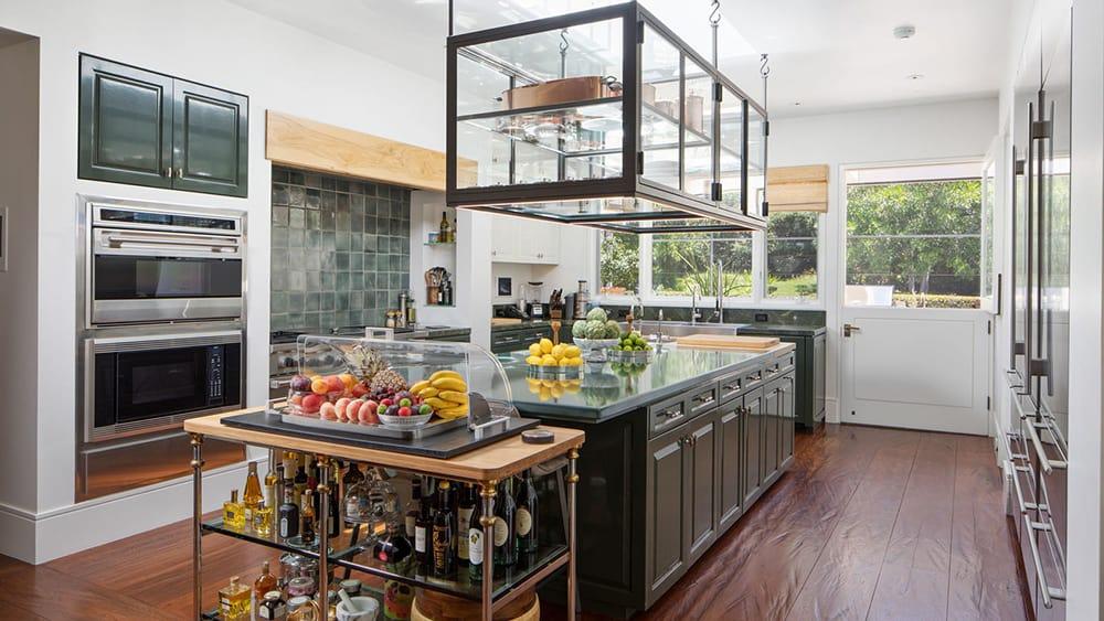 Ryan Seacrest Beverly Hills Home 4