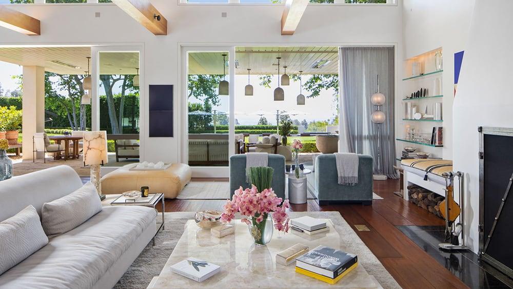Ryan Seacrest Beverly Hills Home 5