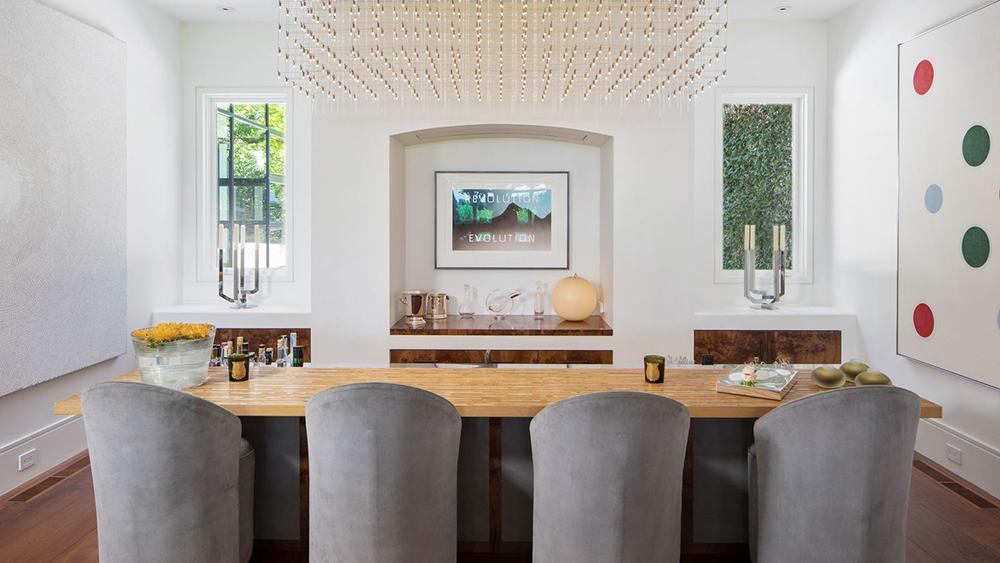 Ryan Seacrest Beverly Hills Home 7