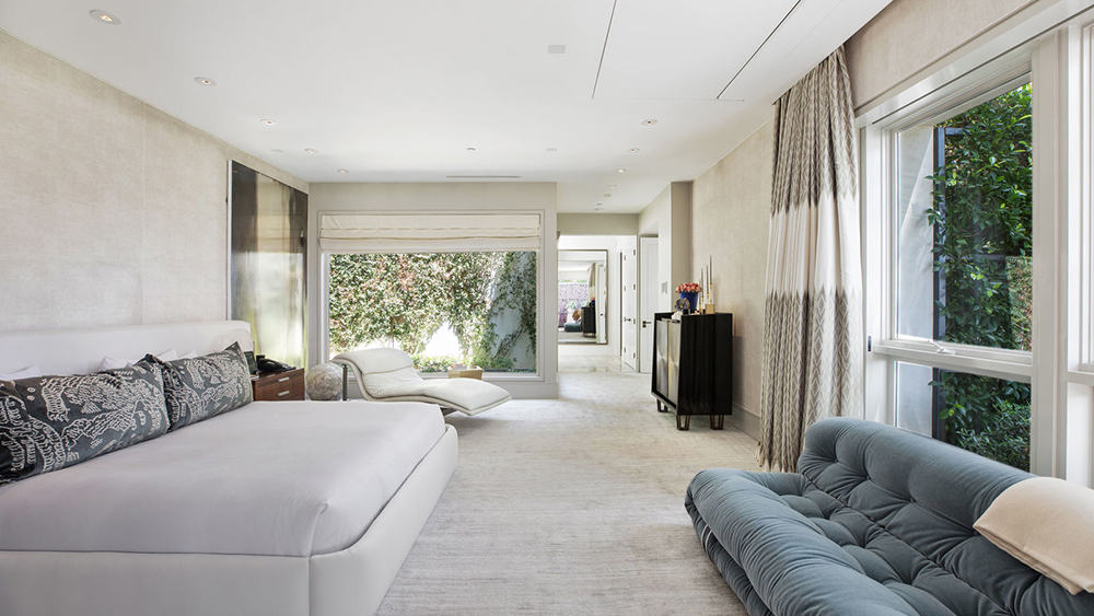 Ryan Seacrest Beverly Hills Home 8