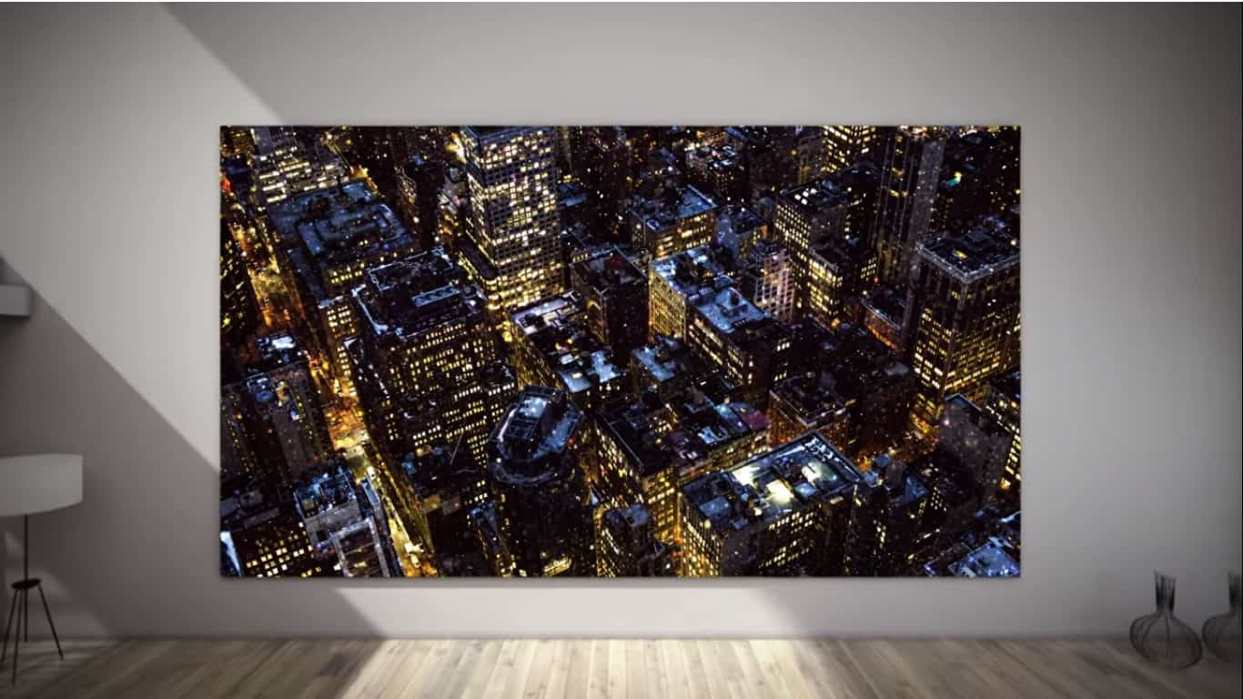 Samsung MicroLED 110-inch 4K TV 5